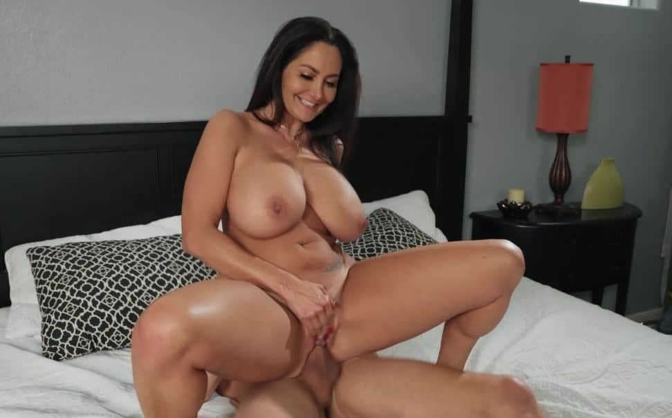 xhamster com big boobs stepmom riding son's big dick in brazzers hd porn